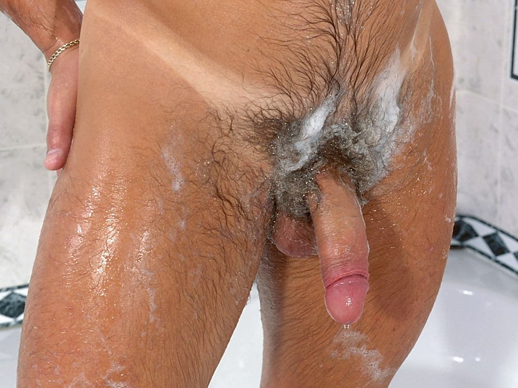 Cock hard wet think